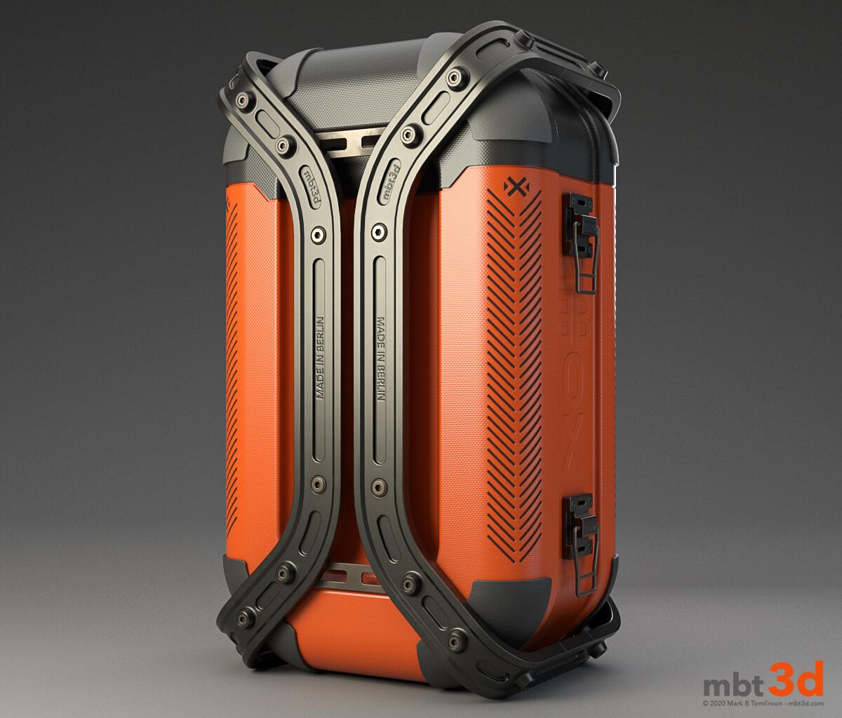 B-Box 1106: