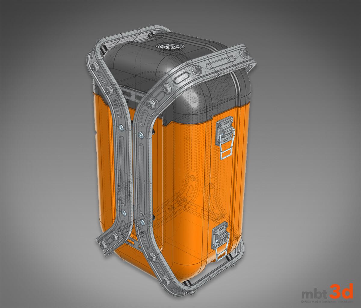 B-Box 1106: Moi3d Snapshot