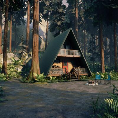 Ben hewer cabin 02