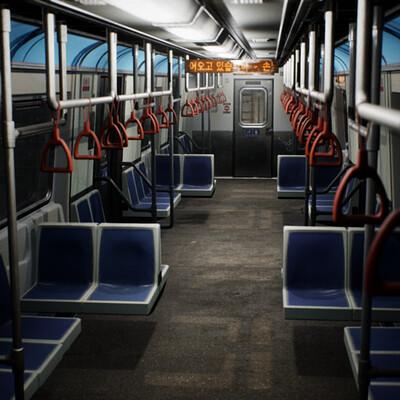 Moss train o6 s