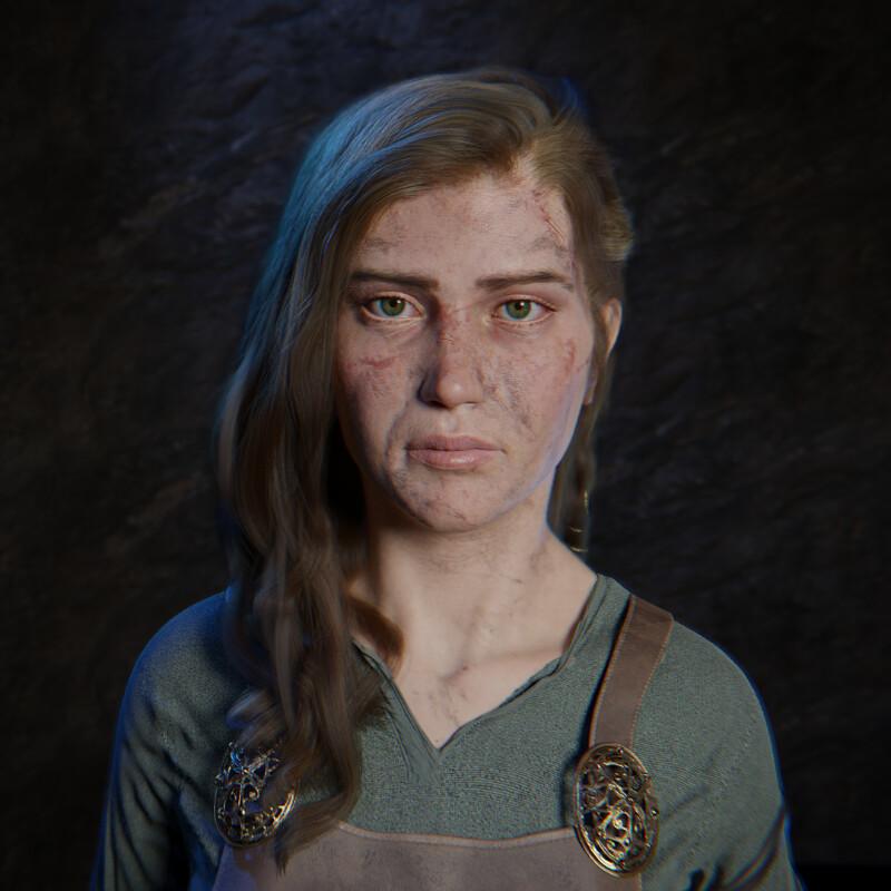 Alva - The Exiled Viking