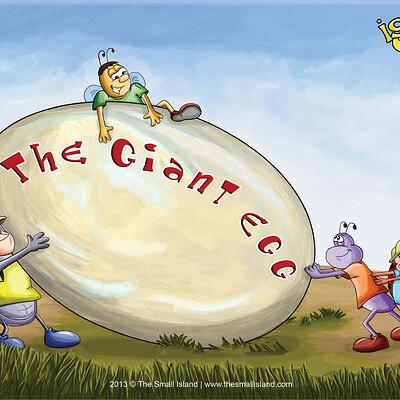 Cristina zoica dumitru the giant egg