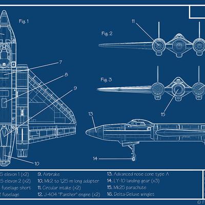 Fabian steven blueprint fs jet mk2 i eng