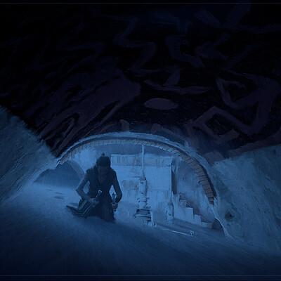 Sean hargreaves rey buries ls in hole 1