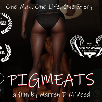 Warren reed pigmeats poster