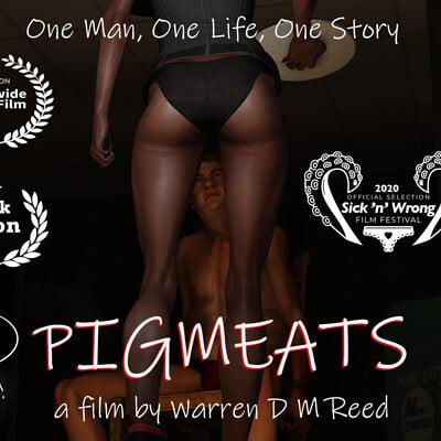 Warren reed pigmeats poster