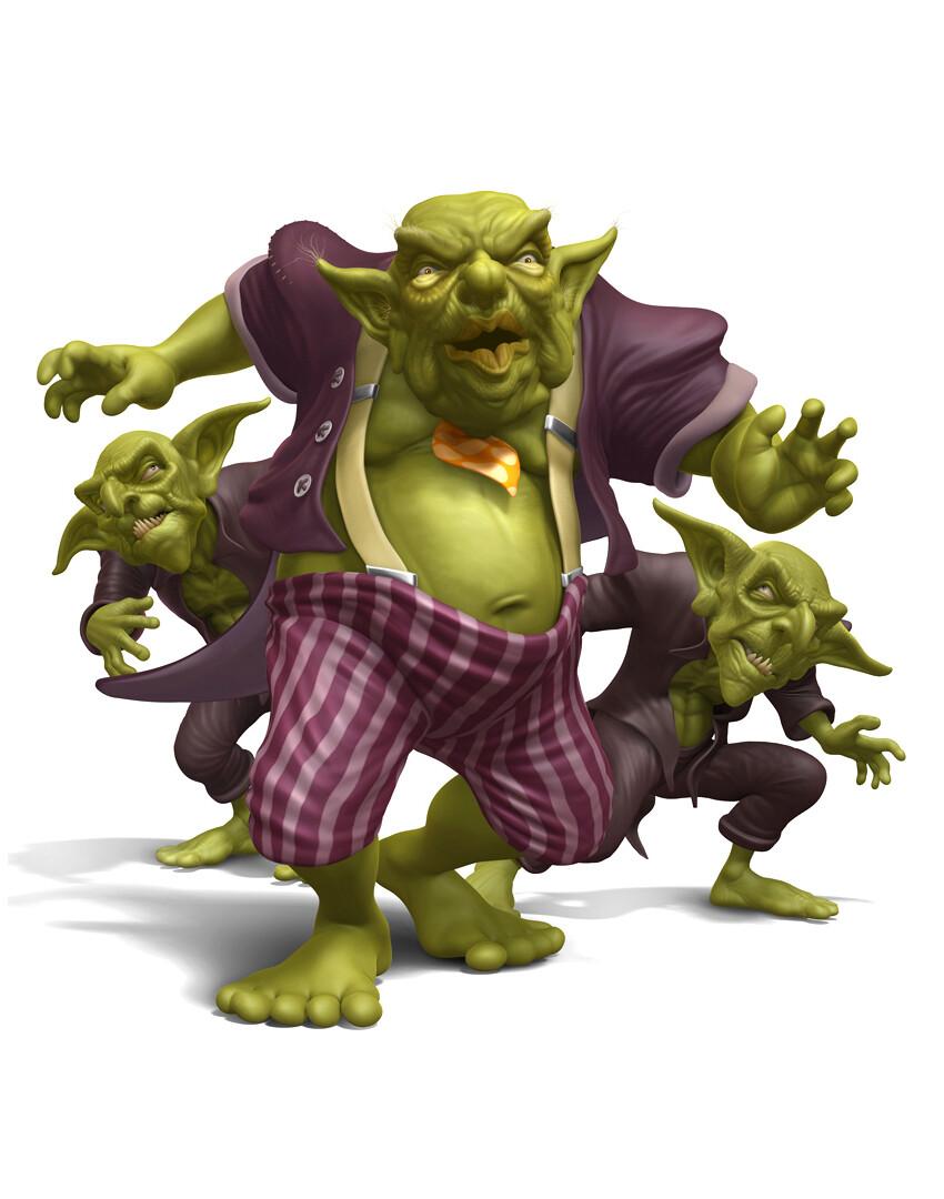 Bobo the Coal Troll