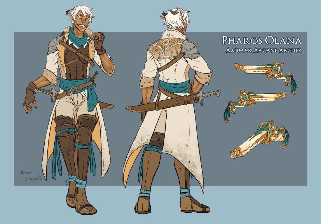 Pharos - final design