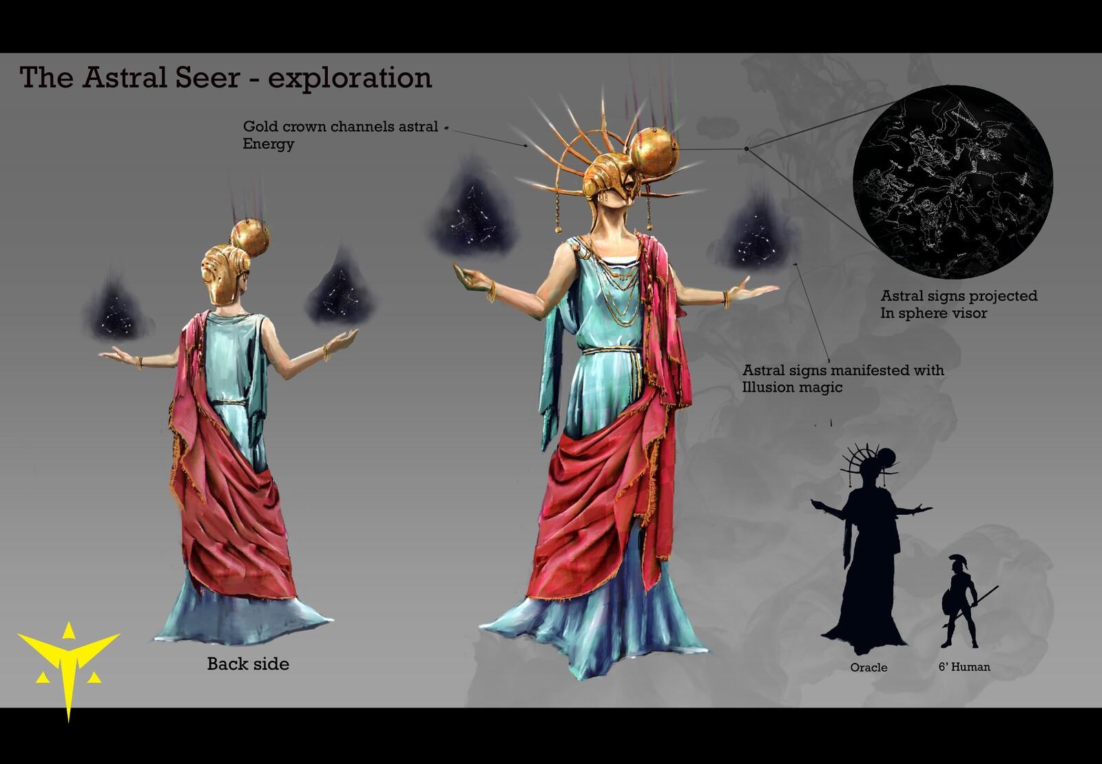The Seer Concept Design