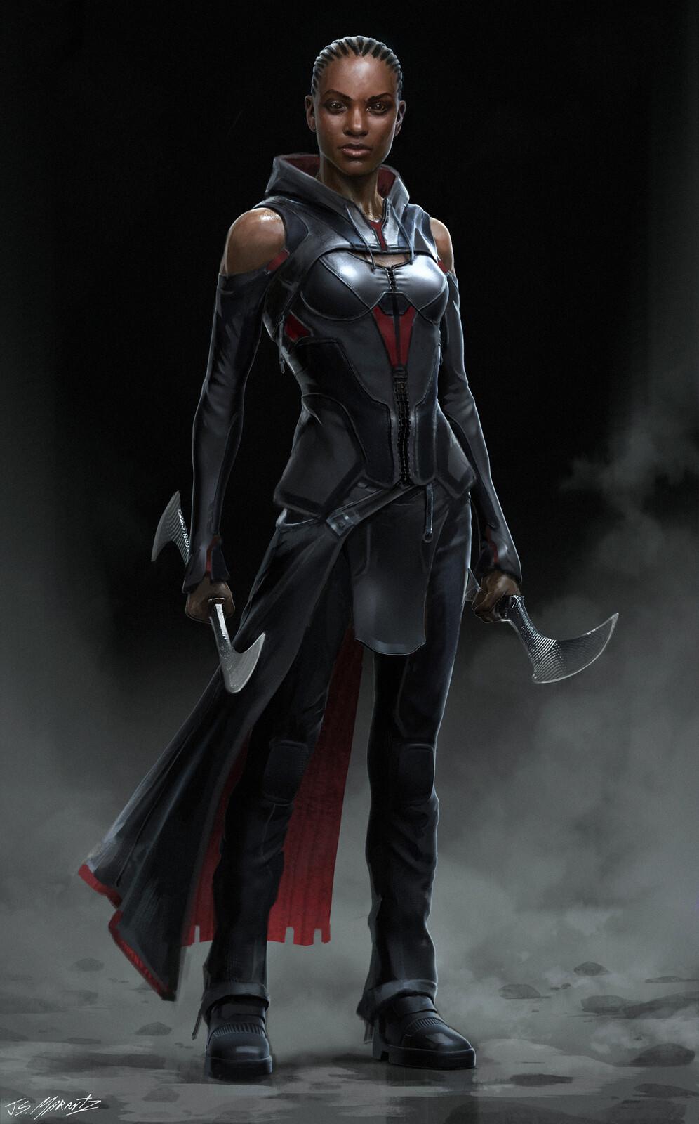 Dr. Strange: Zealot Concept