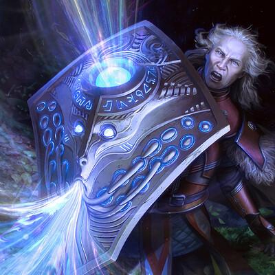 Joshua cairos shield illustrationnormal