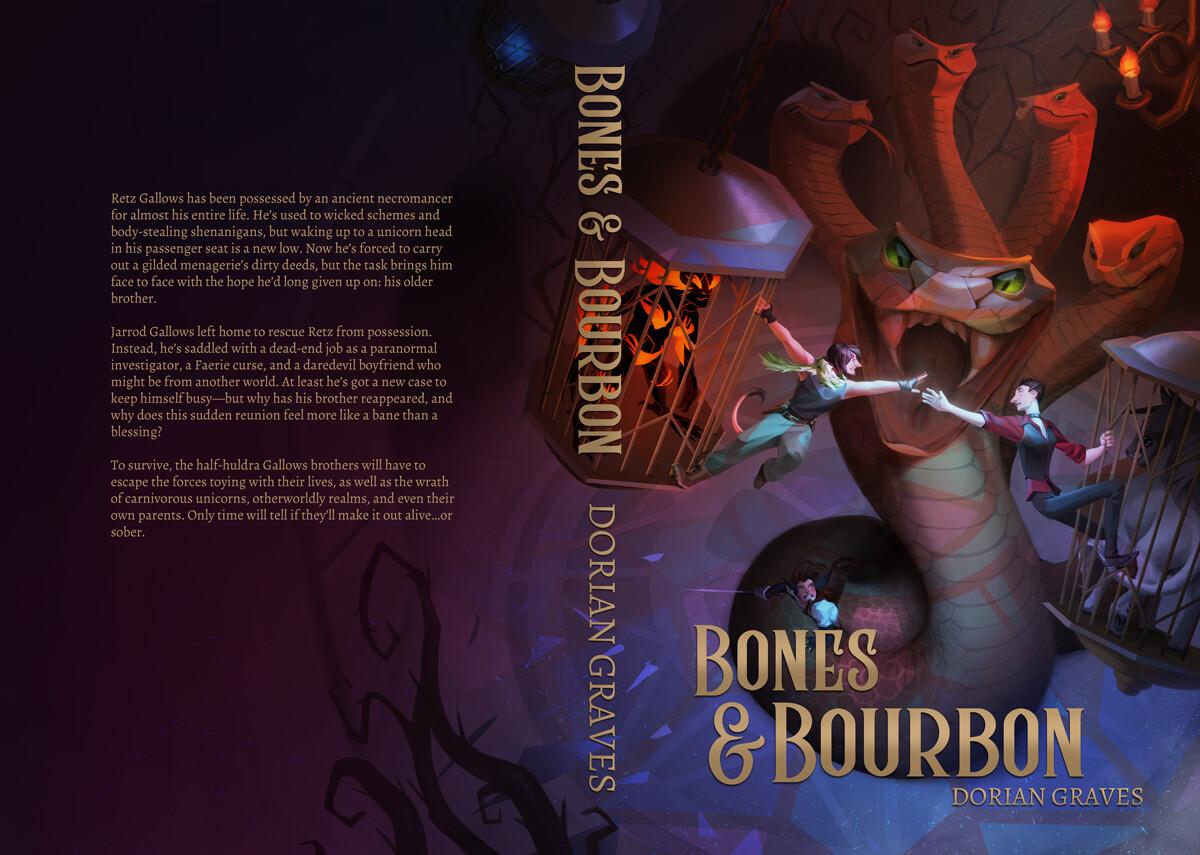 Bones & Bourbon Cover