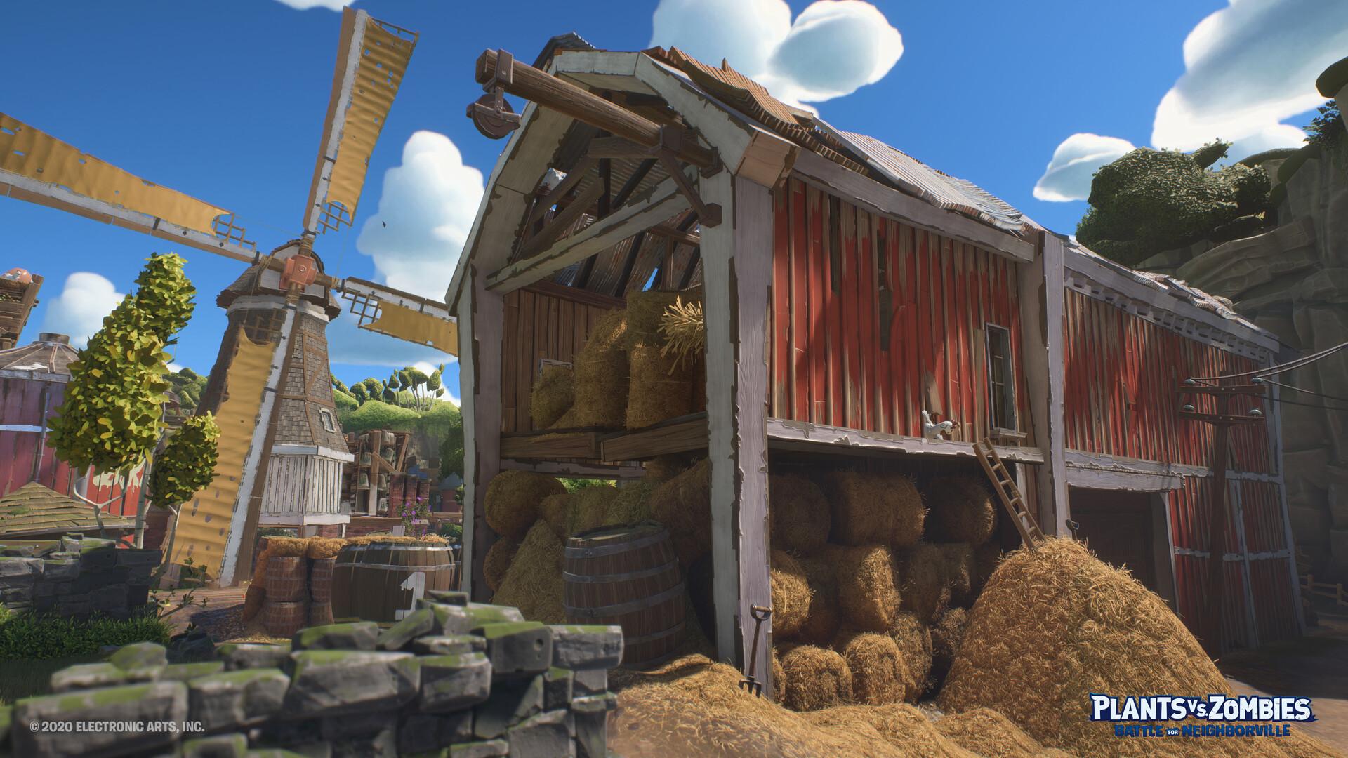 Screenshot: Copyright Electronic Arts 2019