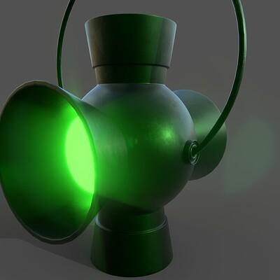 Fabiano batista green lantern 34