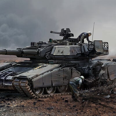 Alex ichim disabled tank