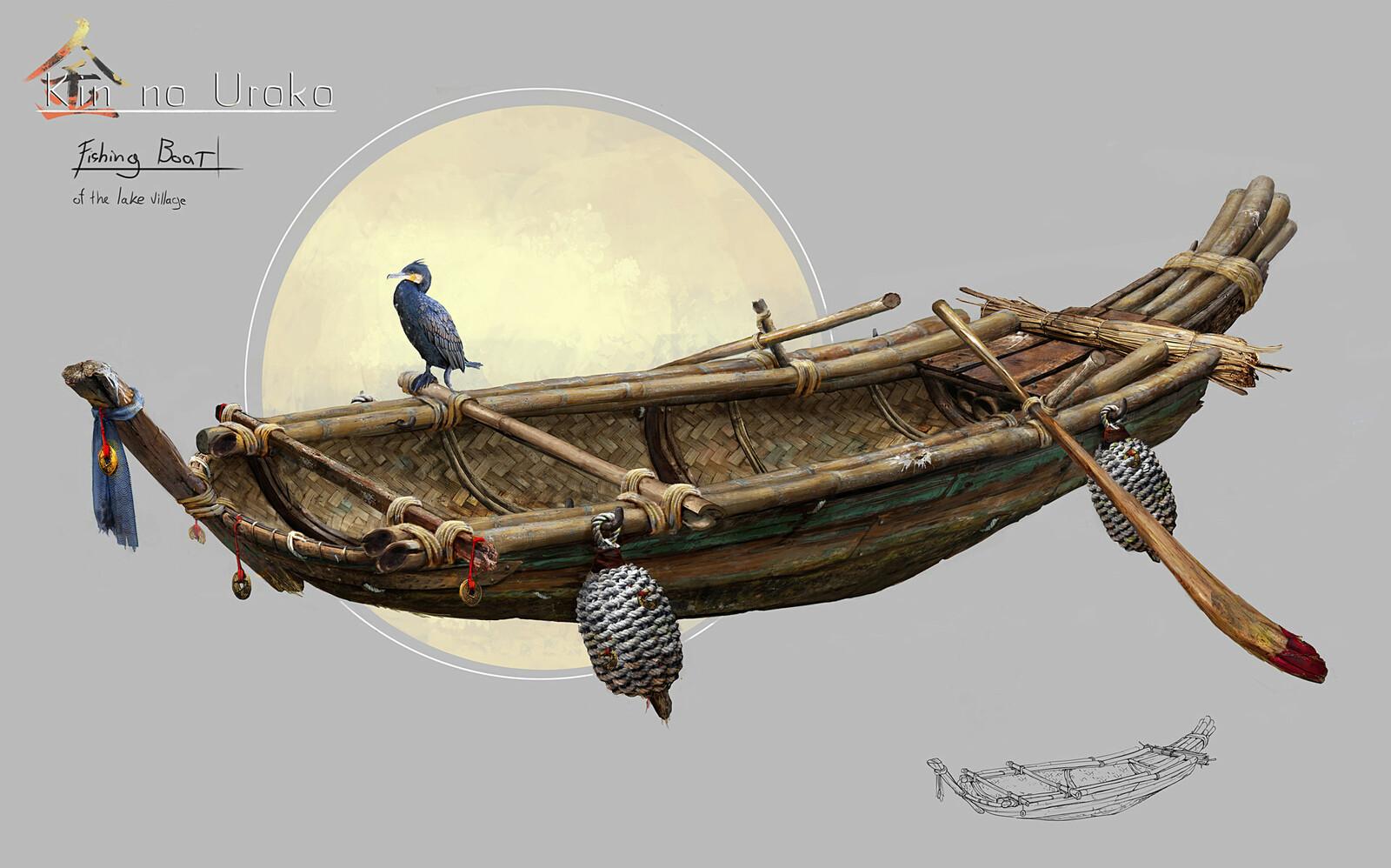 Concept art by Glenn van
