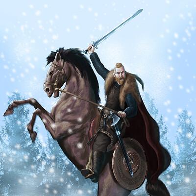 Daniel acosta kjinete vikingog