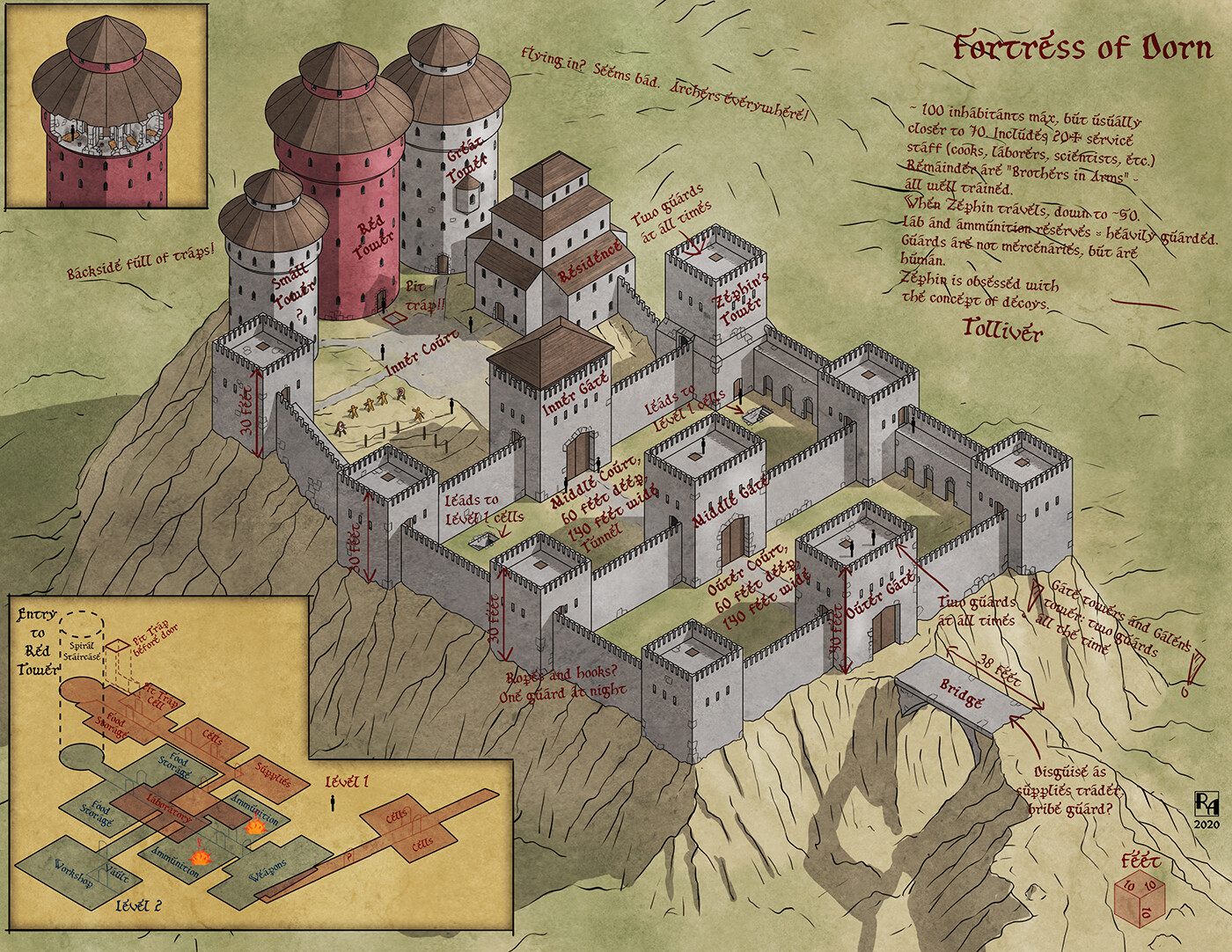 Fortress of Dorn