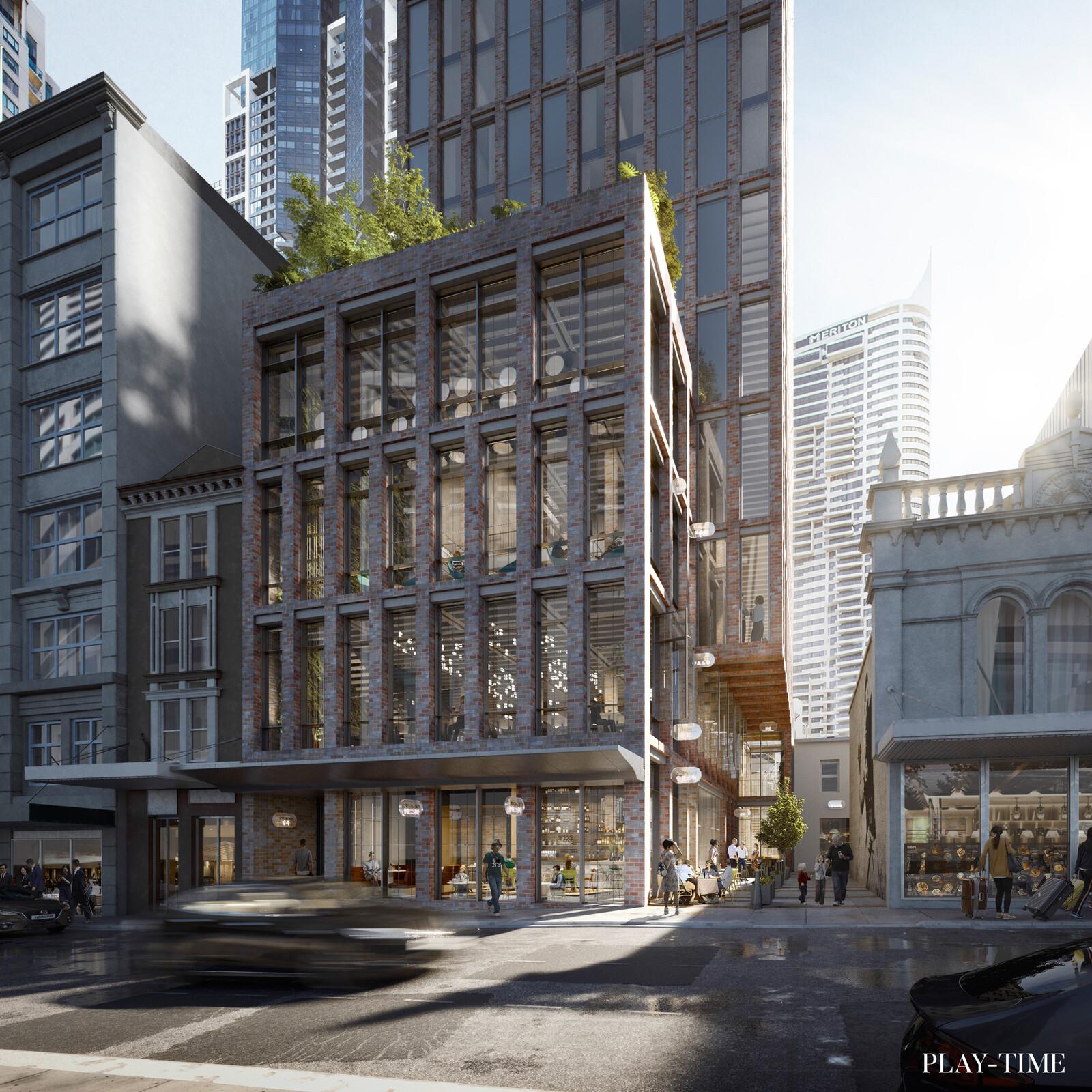 375 Pitt Street Hotel in Sydney