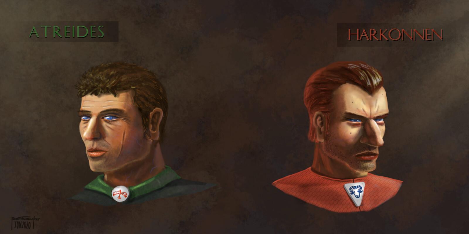 Dune Characters