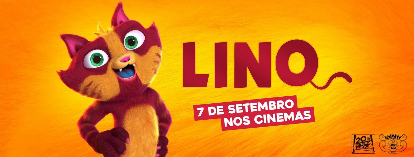 Brazilian movie banner