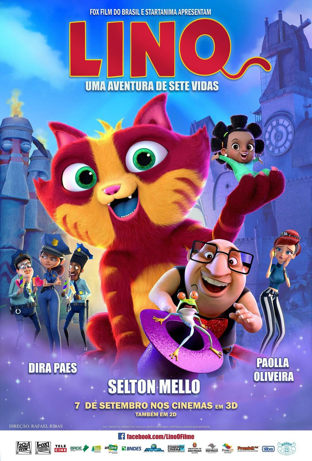 Brazilian movie poster