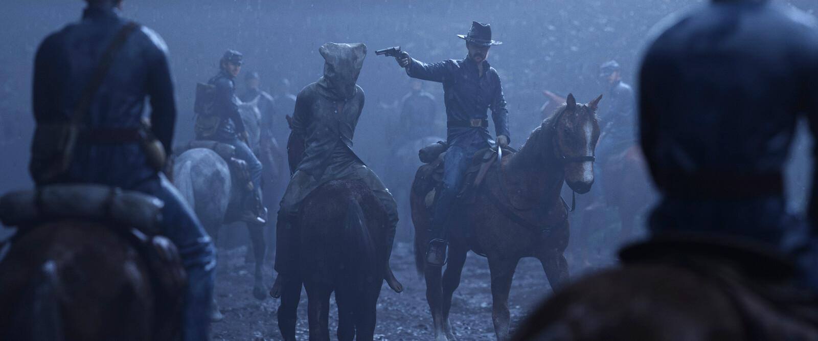 Blackstone Valley - A Cold Execution