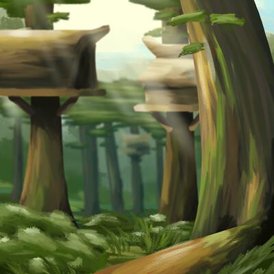 Masato lin elf background