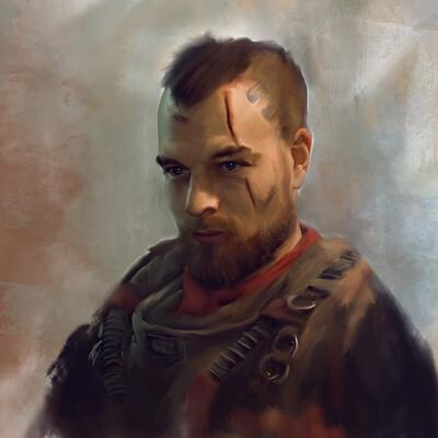 Jon yousef soldiersketch