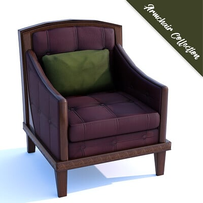 Jordan cameron armchair collection