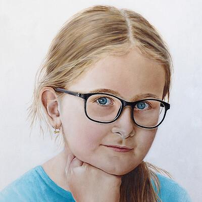 Wieslaw budzik portrait by wieslaw budzik 1