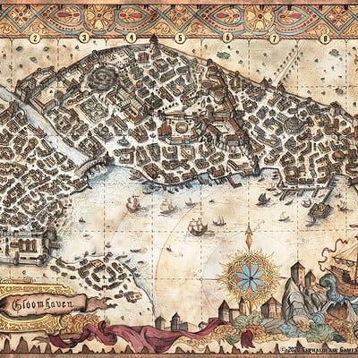 Francesca baerald fbaerald gloomhavenjawslion map