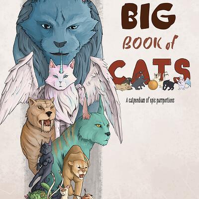 David markiwsky catbook cover
