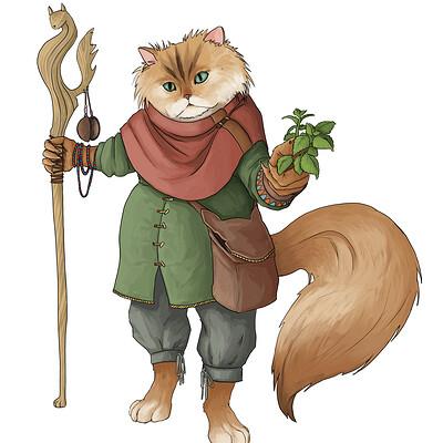 David markiwsky cat druid