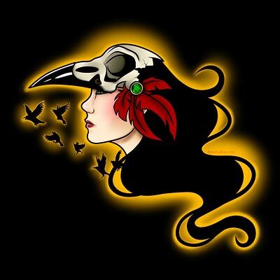 Kassandra alfaro project nv13 the raven s beauty w