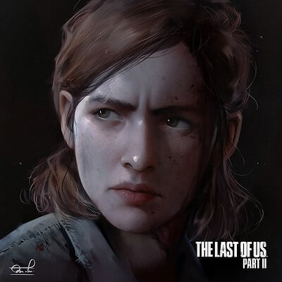 Kittichai rueangchaichan razaras ellie the last of us part ii icon1 p1