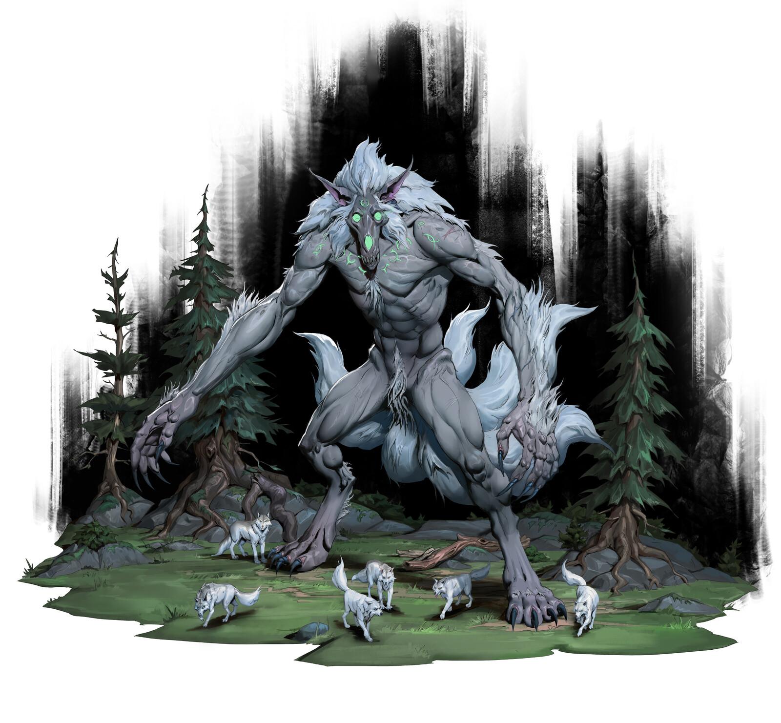 Insomnia   Arch Werewolf