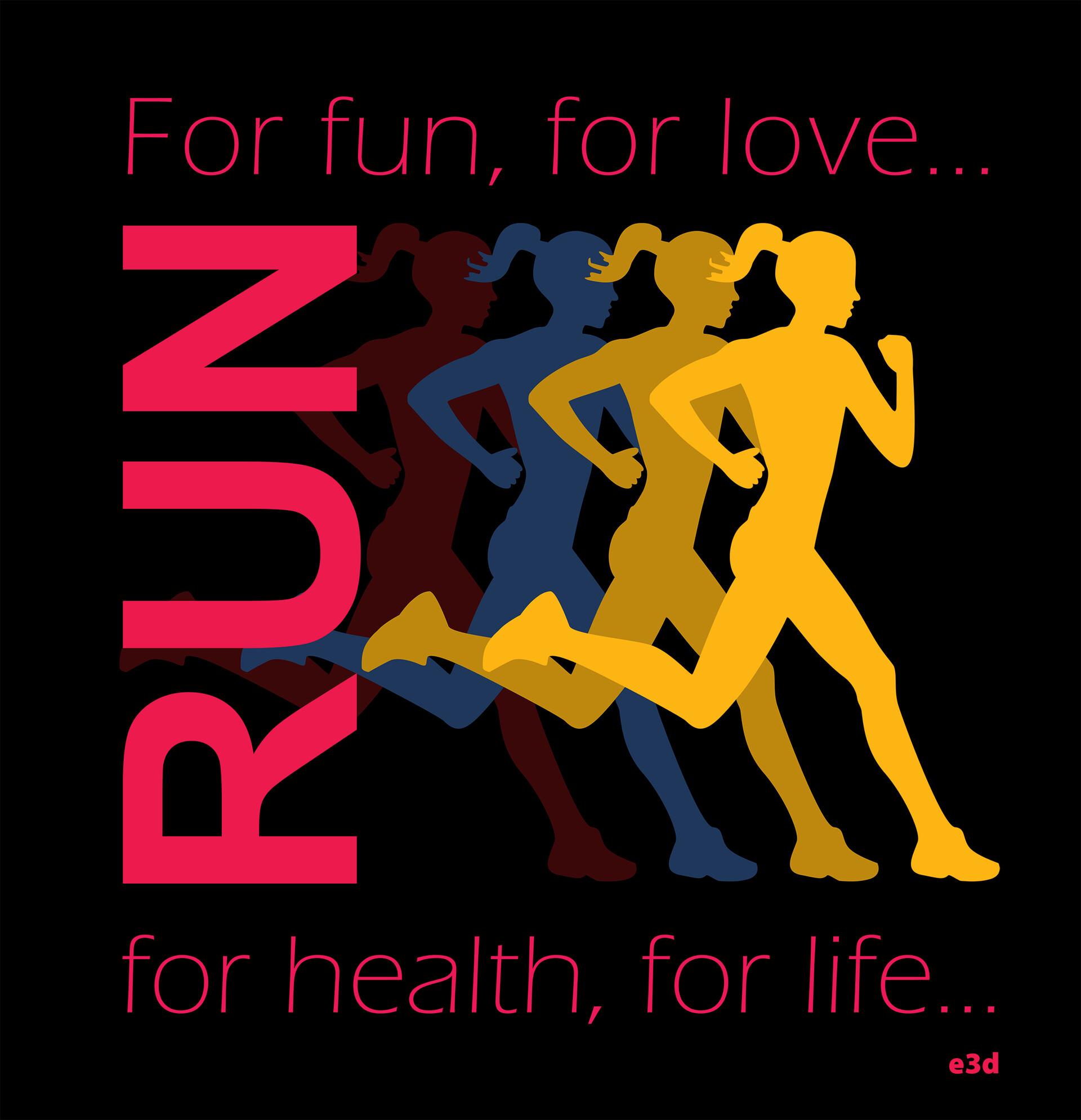 Designed for the sport of running