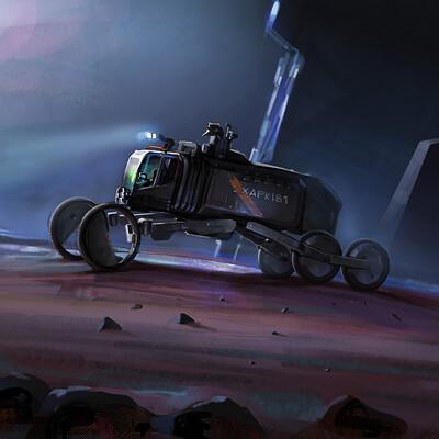 Vitaliy ostaschenko rover2