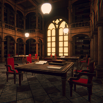 Andrea di bartolo library