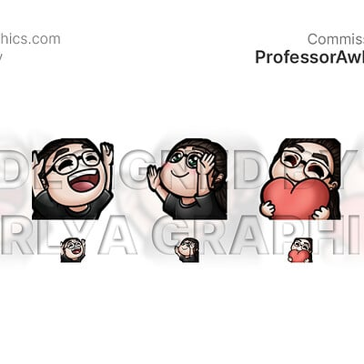 Aerlya graphics sample order 1 professorawkward
