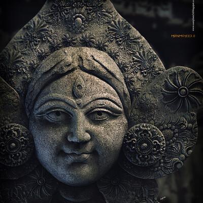 Surajit sen mrinmoyee3 0 digital sculpture surajitsen june2020 a