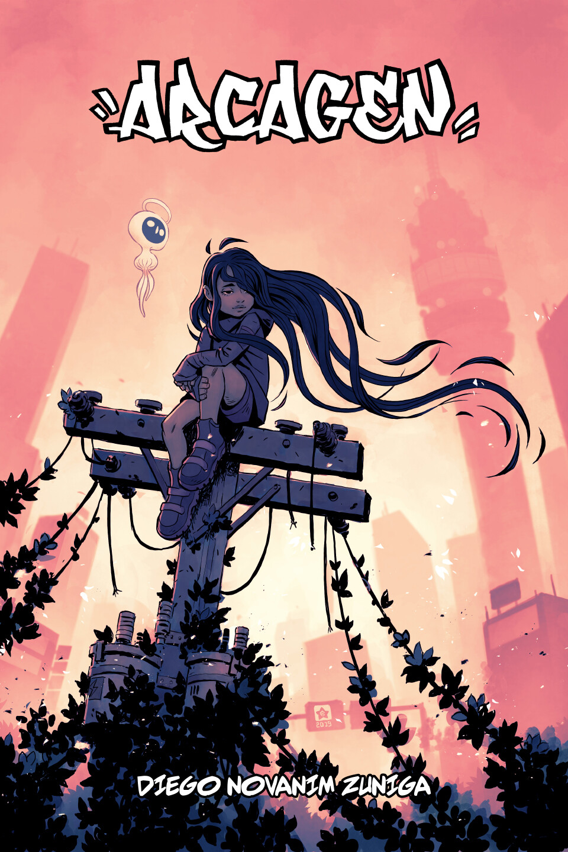 Arcagen: A graphic novel