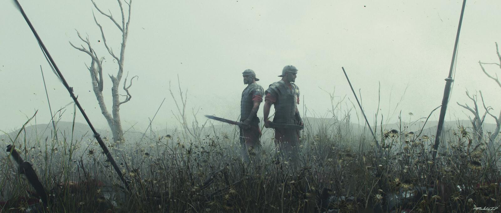 Blind Fog