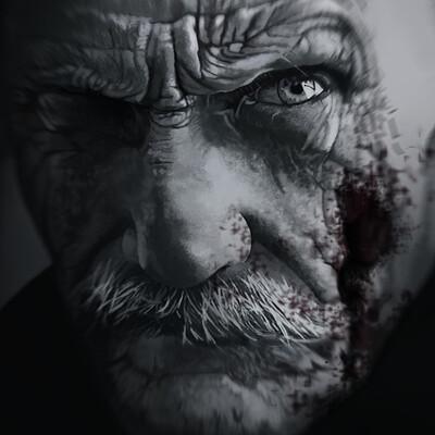 Gokmen yilmazkaya old man