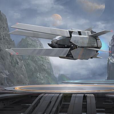 Aaron wilkerson zone 5 landing platform 089