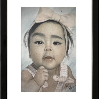 Jimmy quinzon kimy baby sample frame