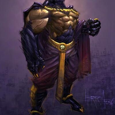 Ben herrera panther 01