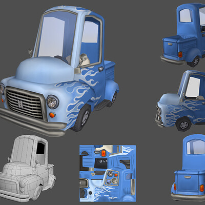 Ou li truck