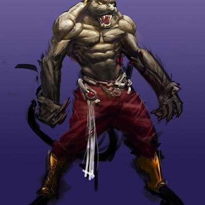 Ben herrera panther 02